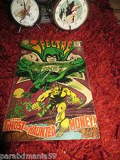 Comic-Us-Rare édition de 1968 /The spectre numéro 7- Eo