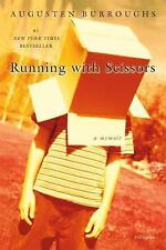 VG, Running with Scissors: A Memoir, Augusten Burroughs, 031242227X, Book