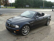 BMW : M3 Cabriole Convertible Salvage Rebuildable