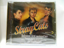 CD ALBUM STRAY CATS HOLLYWOOD STRUT NEU & OVP BT-33070