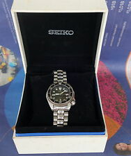 SEIKO Time Corp Automatic Watch, Men SEIKO Scuba Diver's Watch Japan, New in Box