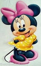 """NEW! Disney Minnie Mouse y Wall Sticker Home Decal Vinyl Girl Bedroom GIANT 33"""""""