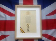 Royal Regiment Of Fusiliers Oath Of Allegiance Cap Badge And Shilling