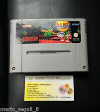 DAFFY DUCK THE MARVIN MISSION Super Nintendo versione PAL  SNES  cart only