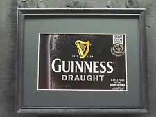 GUINNESS DRAUGHT  BEER SIGN  #731