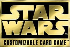 Star Wars CCG Dagobah BB At Peace SWCCG Rare Card