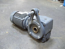 Sew Eurodrive Electric Motor and Gear Reduction 240/460v 3 Phase