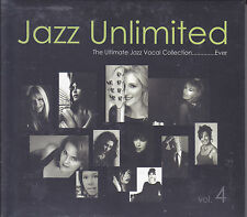 """Jazz Unlimited Vol.4"" Jazz Vocal Collection DW Mastering Audiophile 2-CD New"