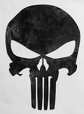 PUNISHER KRYPTEK TYPHON CAMO SNIPER SKULL DIE CUT VINYL DECAL STICKER JDM