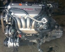 04 05 ACURA TSX K24A2 ENGINE MOTOR & 6 SPEED TRANSMISSION 2.4L SWAP 06 07 08