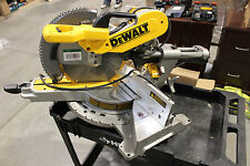 TR84210 DeWalt DWS780 12-Inch Double Bevel Sliding Compound Miter Saw