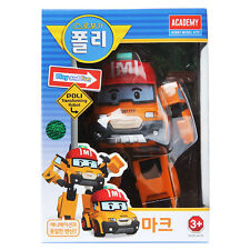 Robocar Poli - mark Transformers Robot Car Toys South Korea TV Animation