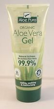 Aloe Pura organic Aloe Vera Gel 100ml ONE TUBE
