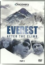 EVEREST AFTER THE CLIMB PART 2 DVD HOST PHIL KEOGHAN