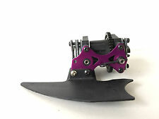 NEW HPI TROPHY 4.6 TRUGGY 3.5 CENTER DIFFERENTIAL GEAR BOX W/BRAKES COMPLETE