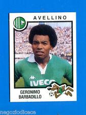 CALCIATORI PANINI 1982-83 - Figurina-Sticker n. 31 - BARBADILLO - AVELLINO -Rec