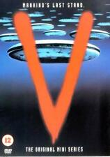 V The Mini Series [1983] Marc Singer*Jane Badler Cult 80sTV Alien Drama DVD *EXC