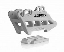 Cruna Catena 2.0 Acerbis Chain Guide Suzuki RM 125-250 RMZ 250 450 RMZX Bianco