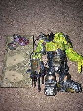 Stan Winston Creatures, Mutant Earth, Horgg, Action Figure, Loose, 2001