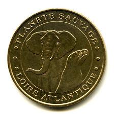 44 PORT-SAINT-PERE Planète Sauvage, Eléphant et otarie, 2000, Monnaie de Paris