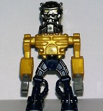 Lego - Space - Bionicle Mini Toa Inika Matoro - Robot Droid Alien Minifigure