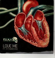 (EJ1) F.O.A.K., Love Me ft KT Forrester - 2011 DJ CD