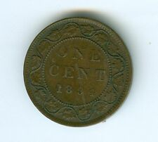CANADA 1894 LARGE CENT--EXTRA FINE