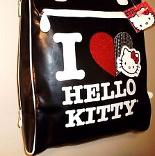 New Hello Kitty Large Faux Leather Expandable Tote by Sanrio
