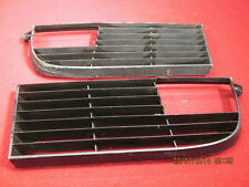OEM 73 74 VETTE LEFT AND RIGHT HAND OUTER GRILLE X 2 GM# 331835 & 331836