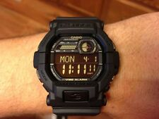 GD-350-1B Black Casio Watch G-Shock 200M WR Analog Digital X-Large Resin New