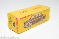 DINKY TOYS 531 FIAT 1200 GRANDE VUE ORIGINAL EMPTY BOX EXCELLENT