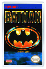 BATMAN NES FRIDGE MAGNET IMAN NEVERA