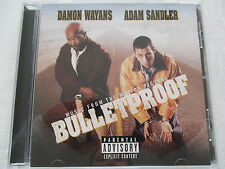 Bulletproof - Music from the Motion Picture Soundtrack - CD mit Press Sheet