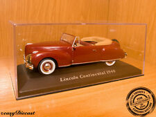 LINCOLN CONTINENTAL 1939 1:43 MINT!!!