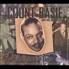 America's #1 Band Count Basie & His Orchestra Music-Good Condition