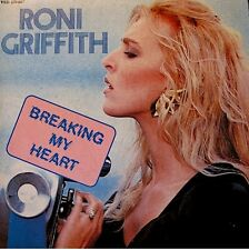 ++RONI GRIFFITH breaking my heart/instrumental SP 1983 VANGUARD RARE EX++