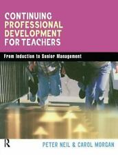 Continuing Professional Development for Teachers: From Induction to Se-ExLibrary