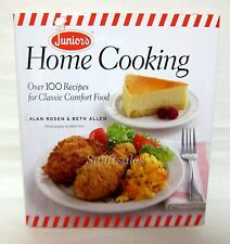 Junior's Home Cooking - Over 100 Recipes for Classic Comfort Food - New + Bonus!