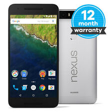 Huawei Nexus 6P - 32GB - Graphite (Orange) Smartphone Very Good Condition