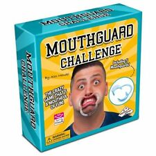 Mouthguard Challenge Game - The Crazy Party Game that's a Mouthful... Best Price