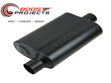 Flowmaster 44 Series Muffler - 2.5 Offset In / 2.5 Offset Out 942546