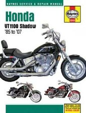 HAYNES REPAIR MANUAL HONDA SHADOW VT1100C2 SABRE 2000-07 & VT1100C3 AERO 1998-02
