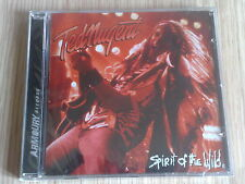 TED NUGENT - SPIRIT OF THE WILD - CD SIGILLATO (SEALED)