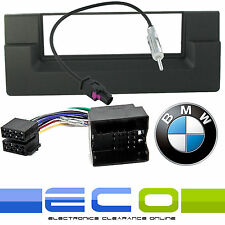 BMW 5 Series E39 95-03 Full Fascia Panel & Car Stereo Fitting Kit CT24BM02