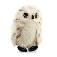 Snowy Owl 'Hedwig'  Plush Soft Toy, 18cm