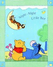 Night Night Little Bee - Disney Cot Quilt Panel - Quilting Craft Panel - Cotton