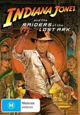 INDIANA JONES And The RAIDERS Of The LOST ARK DVD BRAND NEW TOP 250 MOVIES R4