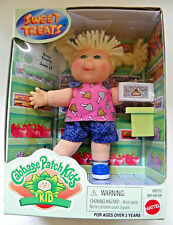 """5"""" Sweet Treats Cabbage Patch Kids Kid Doll SEALED HERSHEY'S KISSES CANDY GIRL"""