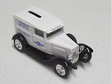 "ERTL Bank 1930 Chevrolet Series AD 1/2 Ton Deluxe Delivery Die Cast 3 1/2"" Long"