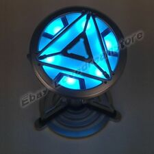 Genuine IRON MAN Toys Legend 1:1 Tony Stark ARC Reactor Prop Replica Lighted NIB